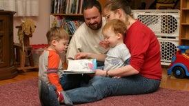 Leerle a los niños pequeños estimula la activación cerebral