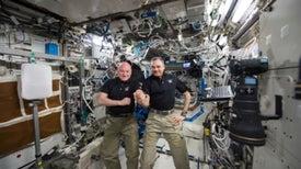 El astronauta Scott Kelly está a punto de regresar tras casi un año en el espacio
