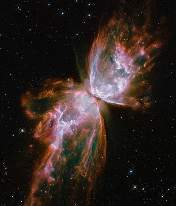 Las diez mejores imágenes del Hubble