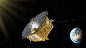 Éxito de la misión LISA Pathfinder traza el camino para la caza de ondas gravitacionales