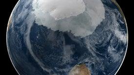 El deshielo de la Antártida podría inundar las costas antes de lo pensado