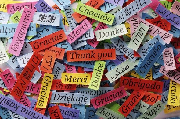 Las personas son más emotivas en su lengua materna que en una extranjera