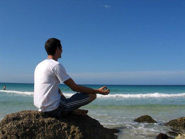 Cuide su cerebro con un poco de meditación