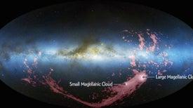 Hallada (una parte de) la masa faltante de la Vía Láctea