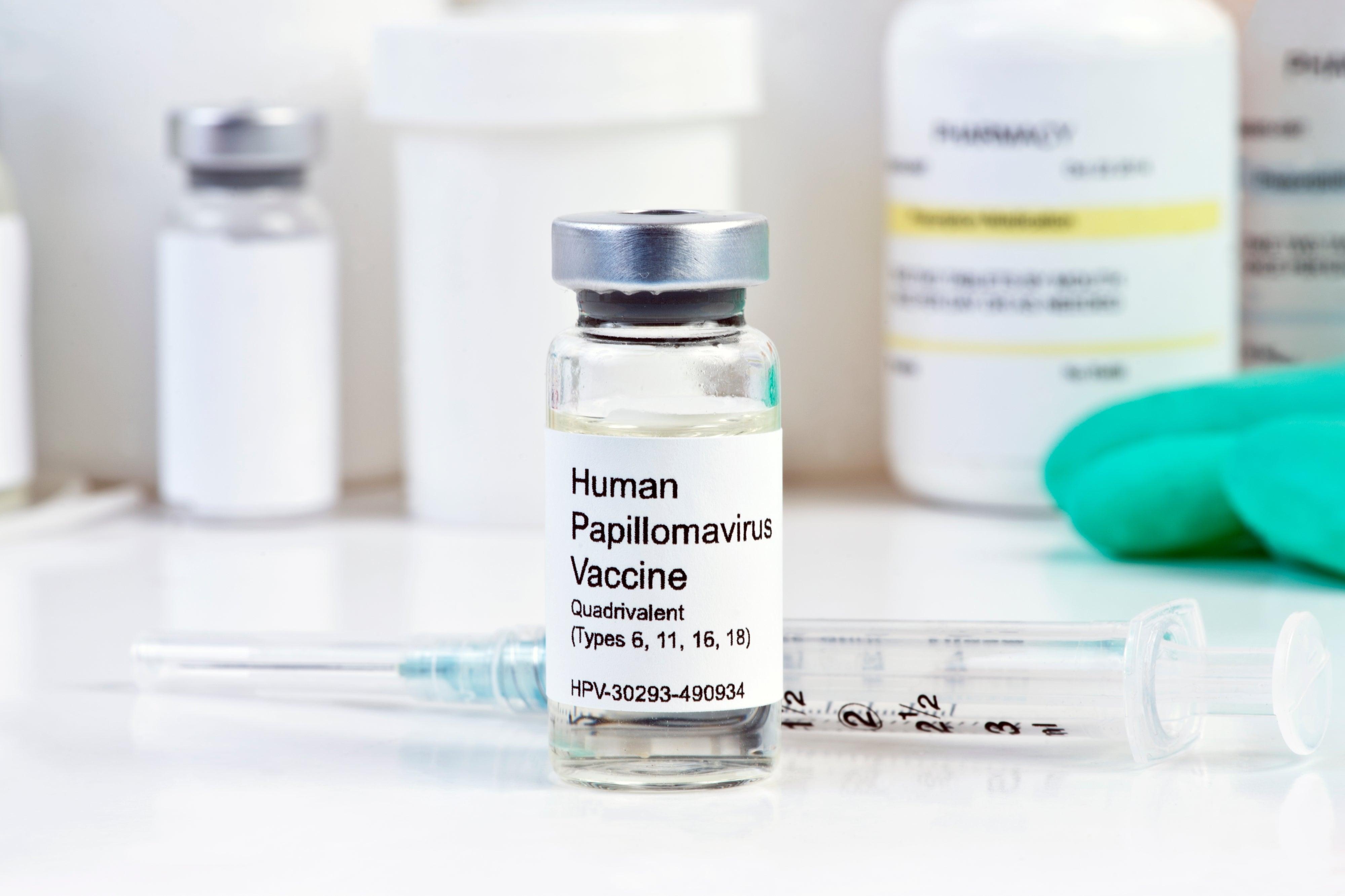 virus del papiloma vacuna
