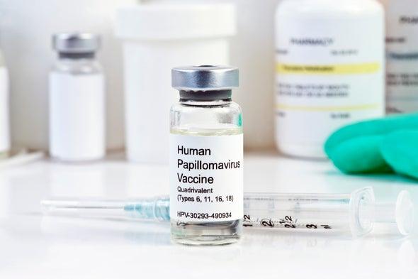Vacuna contra virus del papiloma humano reduce cantidad de Papanicolaou anormales