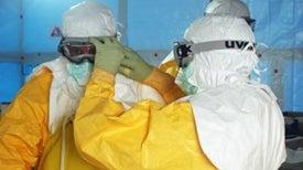 Brote de ébola en África Occidental ya no es un riesgo global