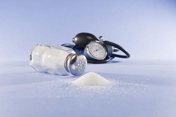 Una dieta rica en sodio anticipa la aparición de la hipertensión
