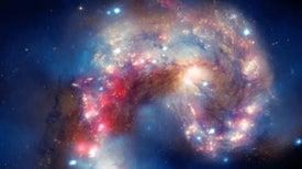 """¿Se inició el universo con un """"gran rebote""""?"""