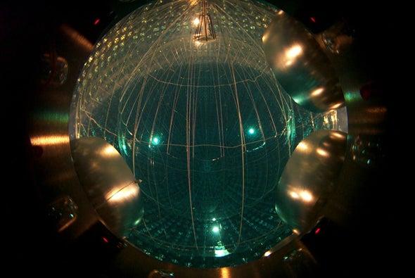 Un laboratorio bajo los Andes buscará develar varios misterios del universo
