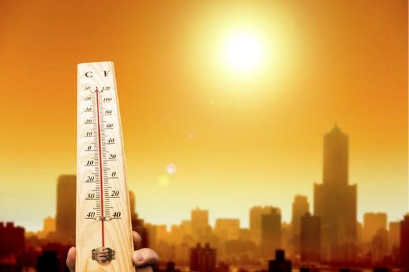 2015 rompió todos los récords de temperatura