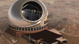 La Palma es elegida como alternativa para instalar el gran telescopio TMT