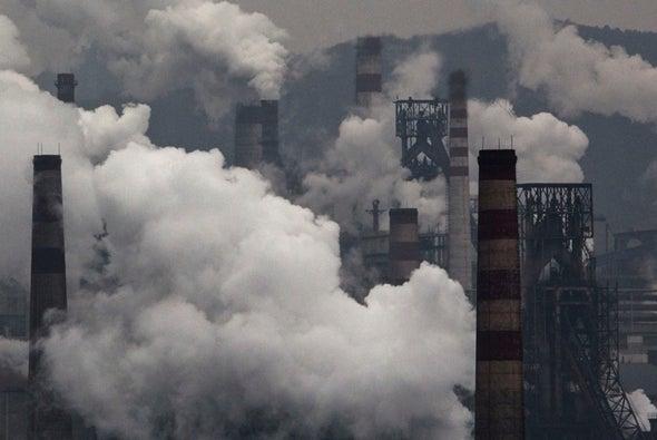 Las emisiones de carbono llegan al punto más alto de los últimos 66 millones de años