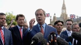 Investigadores se tambalean mientras el Reino Unido elige salir de la UE