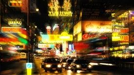 ¿Las luces brillantes nocturnas favorecen la obesidad?