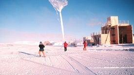 La capa de ozono se está recuperando en la Antártida