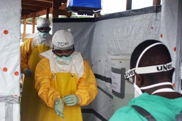 """Nuevos casos de ébola aumentan y OMS dice que """"el virus no se irá tranquilamente"""""""