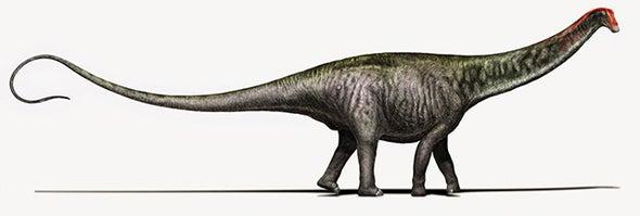 El brontosaurio está de regreso