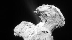 Rosetta ofrece retrato detallado de un cometa