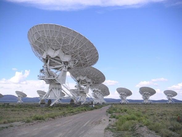 ¿Hemos detectado una señal alienígena? Probablemente no