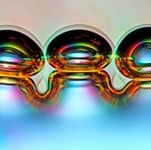 Burbujas de ácido ascórbico