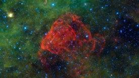 Científicos recrean las condiciones que se dan alrededor de una estrella moribunda