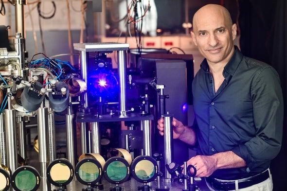 Crean un agujero negro acústico para observar la radiación de Hawking