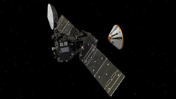 En cuenta regresiva para la llegada de ExoMars a Marte