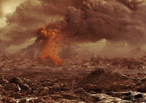 Hallan evidencias de actividad volcánica en Venus