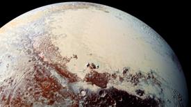 Las maravillas de Plutón se hacen visibles