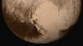 New Horizons halla glaciares de nitrógeno y neblina en Plutón