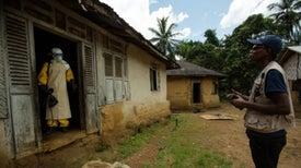 El ébola exacerba la pobreza en África Occidental