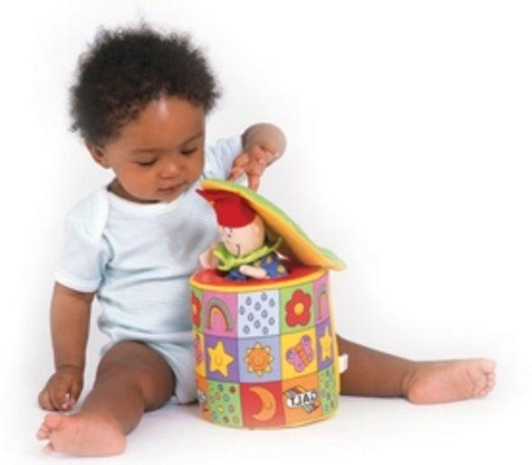 Los bebés se sienten atraídos por objetos que desafían sus expectativas