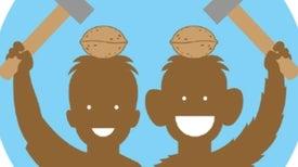 De forma innata, los niños saben cómo utilizar las mismas herramientas que un simio
