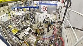 Físicos identifican antimateria en prueba láser histórica