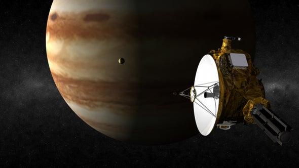 NASA restablece comunicación con New Horizons tras fallo [con animación]