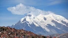 Hielo de macizo boliviano será salvado para generaciones futuras