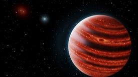Desde Chile, descubren un exoplaneta similar a Júpiter