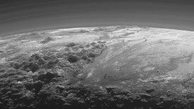Más evidencia apunta a la existencia de un océano en el interior de Plutón