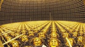 Los cambiantes neutrinos aportan pistas para resolver el misterio de la antimateria