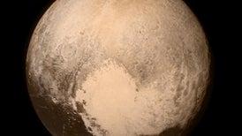 ¡Hola Plutón!