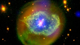 Abell 78: una estrella que tras morir, vuelve a nacer