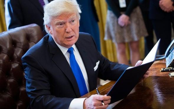 La administración de Trump restringe comunicación con la prensa de científicos en USDA y EPA