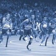 Sangre mágica y piernas de fibra de carbono en los Juegos Olímpicos