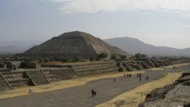 En la antigua metrópolis mexicana de Teotihuacán se criaban conejos