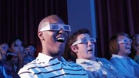 ¿Cómo funcionan los anteojos 3D?