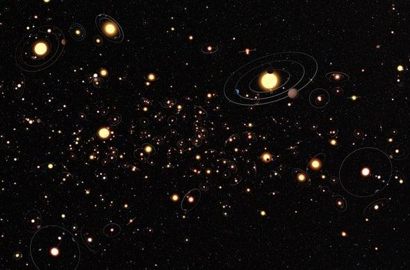 Un censo de exoplanetas sugiere que, después de todo, la Tierra sí es especial