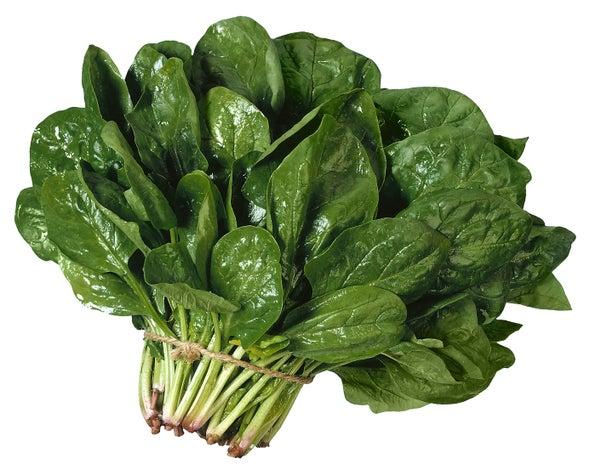 Los vegetales de hojas verdes reducen el riesgo de glaucoma