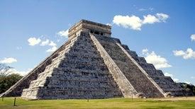 Una tercera pirámide en el complejo de Chichén Itzá revela secretos mayas