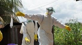 Solo el 40% de los fondos para el ébola llegó a los países afectados
